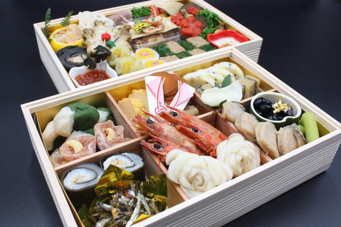 日本料理ひら田のお節